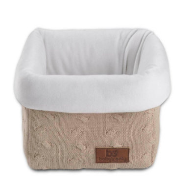 Image of baby's only Aufbewahrungskorb Cable beige