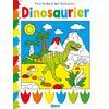 CARLSEN Mein Malbuch mit Malkasten: Dinosaurier
