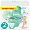 Pampers Harmonie velikost 2 mini 4 - 8 kg měsíční balení 132 plenek