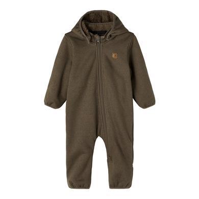Babyregenwintermode - name it Softshellanzug Nbnmada Chocolate Chip - Onlineshop Babymarkt