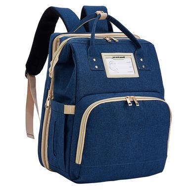 Image of Stella Bag Premium blauwe luiertas