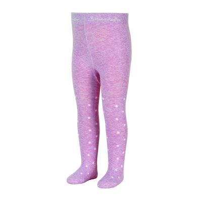Sterntaler Strumpfhose Sterne rosa melange