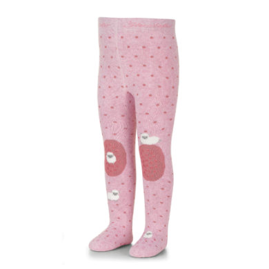Sterntaler Krabbelstrumpfhose Schaf rosa melange