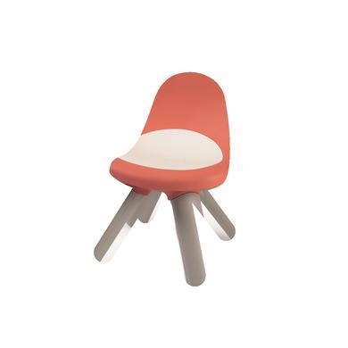 Sitzmöbel - Smoby Kid Stuhl, ziegelrot  - Onlineshop Babymarkt