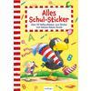 Esslinger Der kleine Rabe Socke: Alles Schul-Sticker