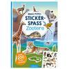 arsEdition Mein Foto-Stickerspaß - Zootiere