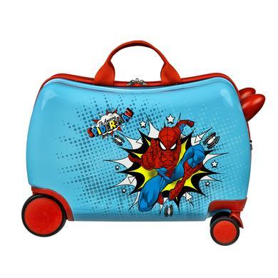 Kinderkoffer - Scooli Ride–on Trolley Spider–Man - Onlineshop Babymarkt