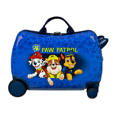 Kinderkoffer - Scooli Ride–on Trolley Paw Patrol - Onlineshop Babymarkt