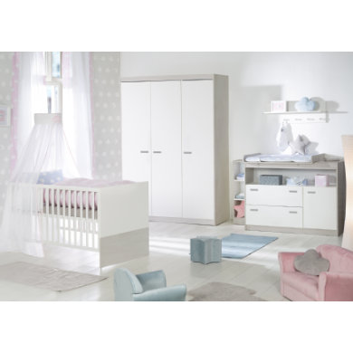 Babyzimmer - roba Kinderzimmer Julia  - Onlineshop Babymarkt