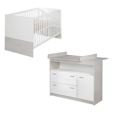 Babyzimmer - roba Sparset Julia  - Onlineshop Babymarkt