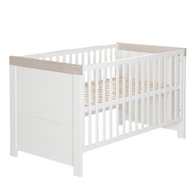 Kinderbetten - roba Kombi Kinderbett Lucy  - Onlineshop Babymarkt