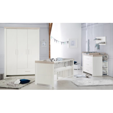 Babyzimmer - roba Kinderzimmer Lucy  - Onlineshop Babymarkt