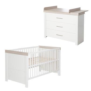Babyzimmer - roba Sparset Lucy  - Onlineshop Babymarkt