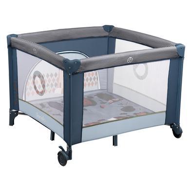 Laufgitter - lionelo Laufstall Sofie Blue Navy  - Onlineshop Babymarkt