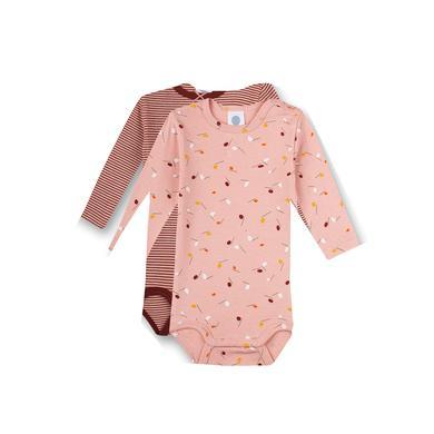 Babywaesche - Sanetta Body Doppelpack rosa - Onlineshop Babymarkt