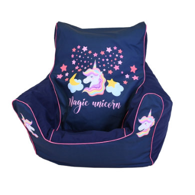 Sitzmöbel - knorr® toys Kindersitzsack Magic Unicorn  - Onlineshop Babymarkt