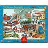 SPIEGELBURG COPPENRATH Rahmenpuzzle Viel los bei der Feuerwehr (25 Teile)
