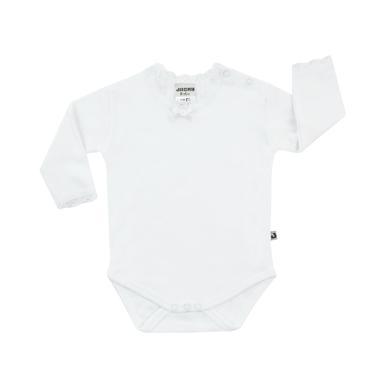 Babywaesche - JACKY Body langarm BASIC weiß - Onlineshop Babymarkt