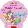 SPIEGELBURG COPPENRATH Nella Nixe: Mein liebstes Muschel-Malbuch