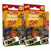 WUNDmed Kinderpflaster Motiv: Zoo im Doppelpack