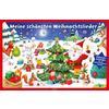 arsEdition Meine schönsten Weihnachtslieder Adventskalender mit 24 leicht auslösbaren Sounds