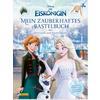 CARLSEN Disney Die Eiskönigin: Mein zauberhaftes Bastelbuch - Bastelspaß und Ausmalbilder!