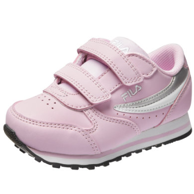 Fila Schuhe Orbit Velcro Pink Mist