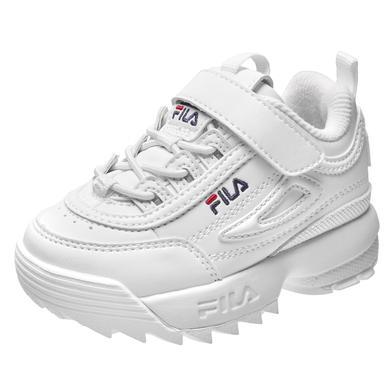 Fila Schuhe Disrupter White
