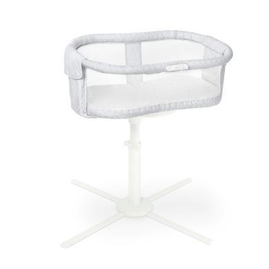 Kinderbetten - HALO® BassiNest® 360° Schwenkbares Beistellbett Essentia Series Morning Mist  - Onlineshop Babymarkt