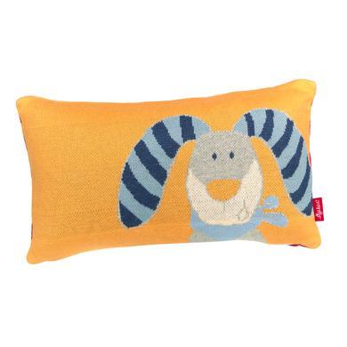 Kindertextilien - sigikid® Strickkissen Hase Ringel Dingel  - Onlineshop Babymarkt