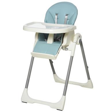 Hochstühle - HOMCOM Hochstuhl für Babys blau  - Onlineshop Babymarkt