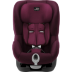 Britax Römer Kindersitz King II Black Series Burgundy Red