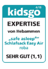 roba Sovepose Easy Air safe asleep® Miffy